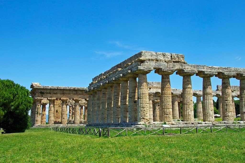 Monumenti principali di Paestum