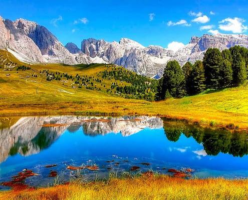 Ricerca sulla Valle D'Aosta per scuola primaria