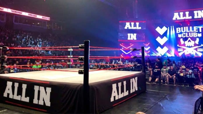 All In, il primo evento AEW