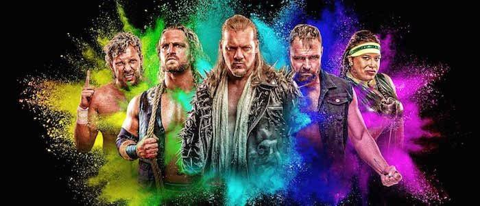 I Wrestler della AEW