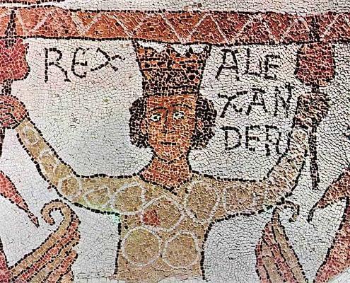 Ricerca su Alessandro Magno